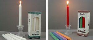 Производство на свещи 14