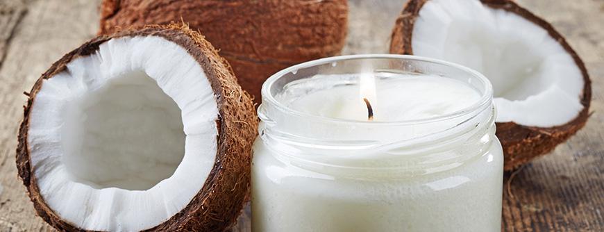кокосов восък