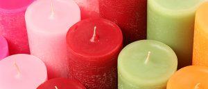 Производство на свещи с подходящ восък