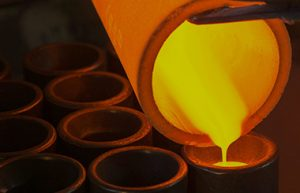 восъци за металолеене