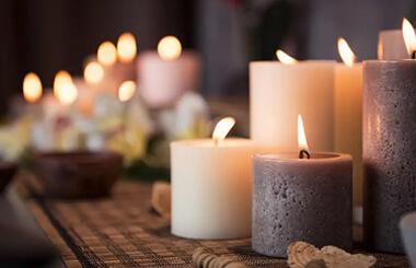 Производство на свещи